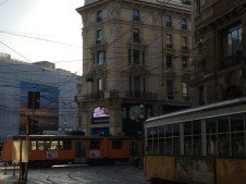 Streetcar action