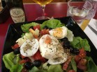 Lunch at the Caffe Vecchia Brera