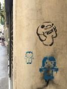 Milanese street art