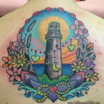 Girly lighthouse