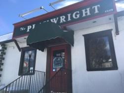 Irish Hunger Playright restaurant