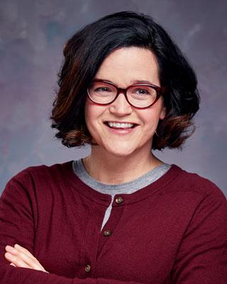 Beth Mayer, author