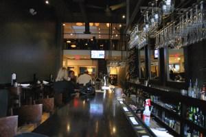 Blue Grotto bar KC Oct 2009