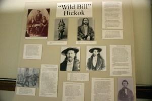 Hays ECHM Wild Bill Hickok Nov 2009