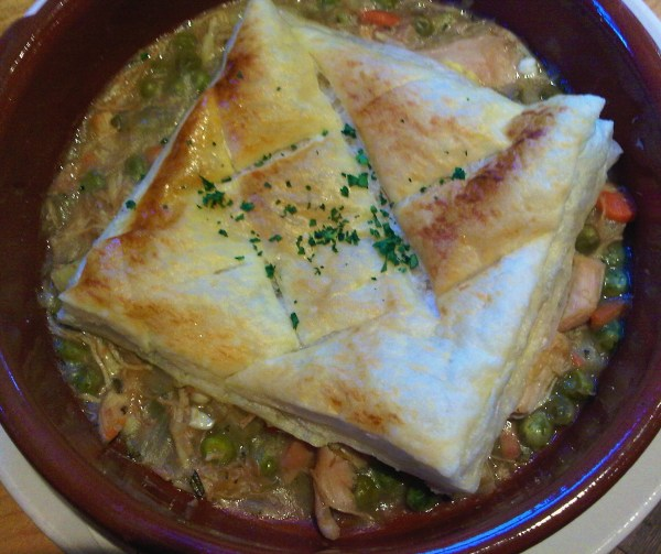 Beth Partin's photos, chicken pot pie