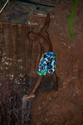 Denver attractions, Casa Bonita cliff diver, visit Denver