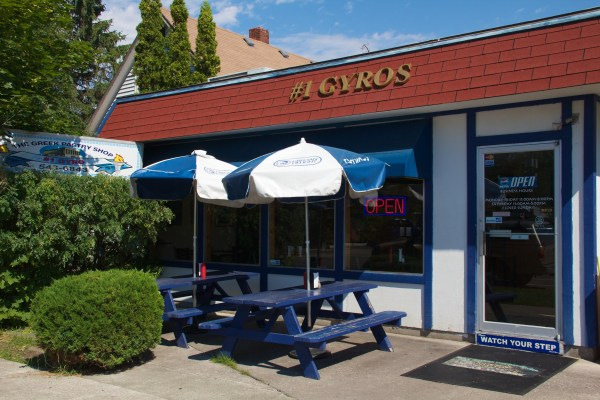 Greek restaurants, Beth Partin's photos
