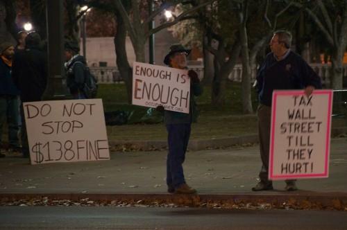 Occupy Denver, Occupy Kansas City, Occupy KC