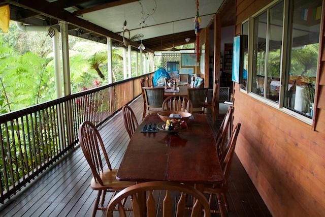 Epiphyte deck Australia Sept 2015