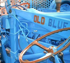 Old Blue by Beth Pederson