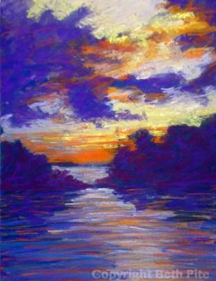 Thimble Island Sunset II