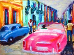 Havana Pink