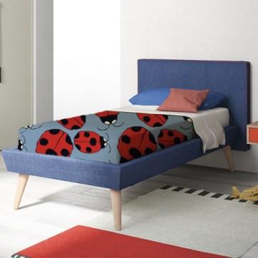 ladybird bed