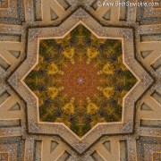 Windows to Autumn Mandala 1 by Beth Sawickie http://bethsawickie.com/windows-to-autumn-mandala-1