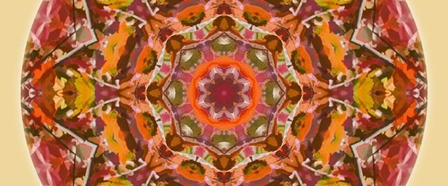 Fall Colors Mandala 2 by Beth Sawickie http://bethsawickie.com/fall-colors-mandala-2