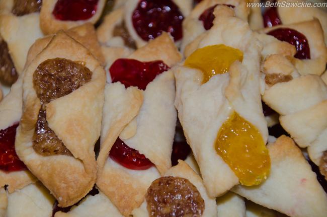 Hungarian Kifli Cookies by Beth Sawickie