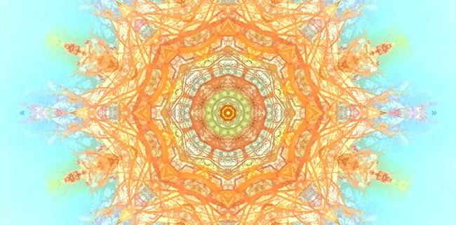 Peaceful Mandala by Beth Sawickie http://www.bethsawickie.com/peaceful-mandala
