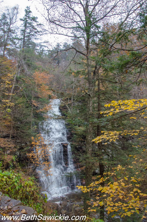 Mohican Falls, Ricketts Glen, PA 1 by Beth Sawickie http://bethsawickie.com/our-ricketts-glen-adventure/