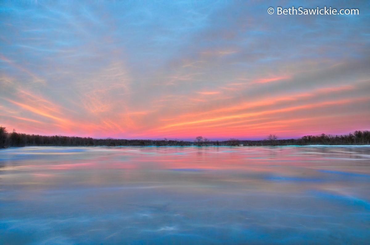 Sunset Glow 6 - Beth Sawickie