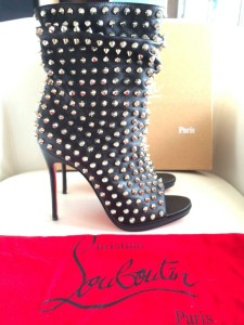 Louboutin Ankle Boot 2
