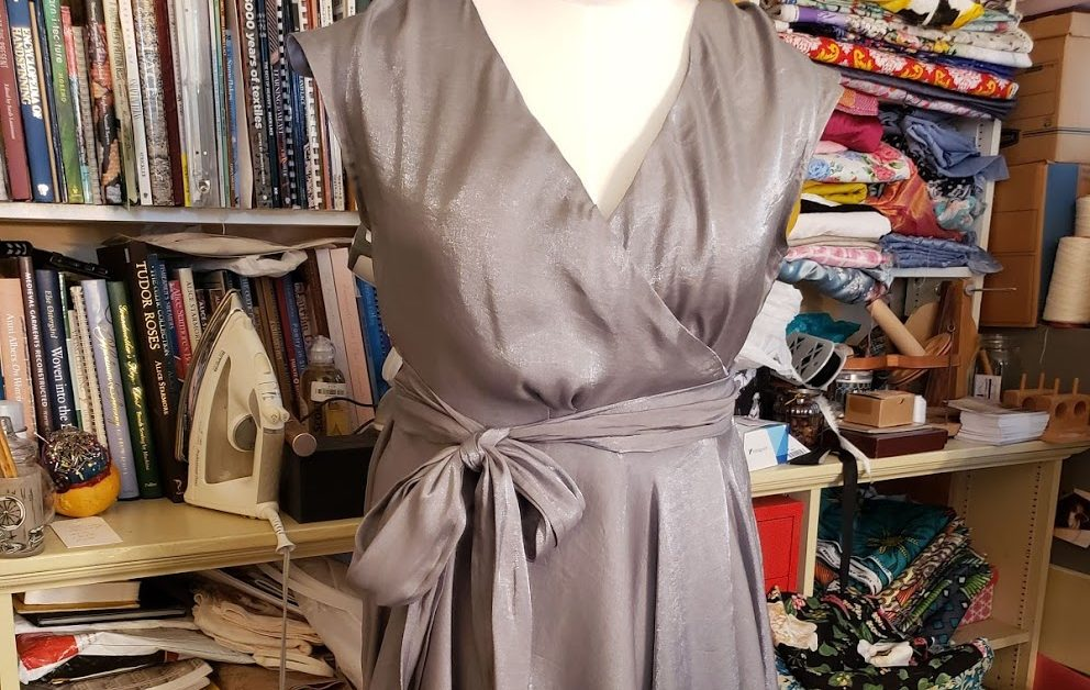 Sewing Fail – Graduation Dress