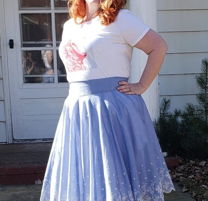 Sewing and Body Image