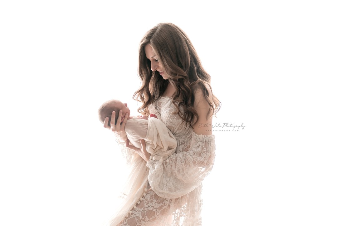 welcome baby girl {charlotte newborn photographer}