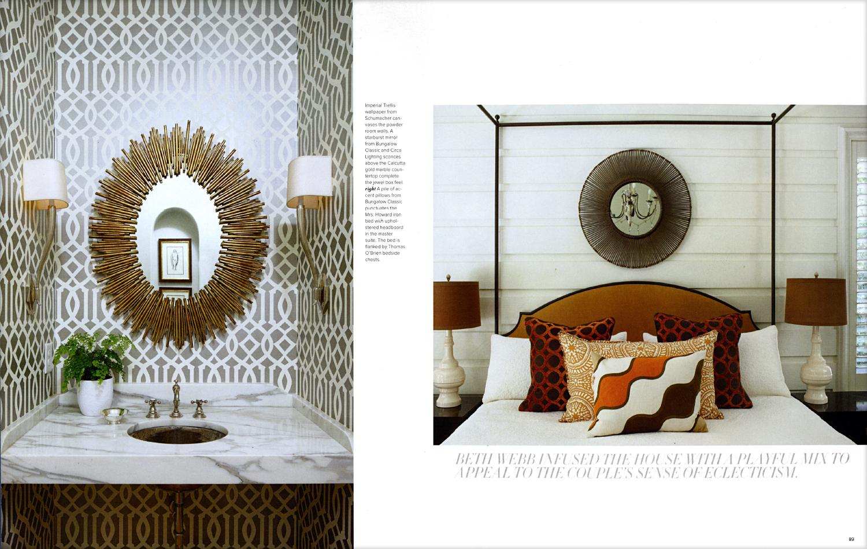 Beth Webb Atlanta Homes & Lifestyles 2013-10