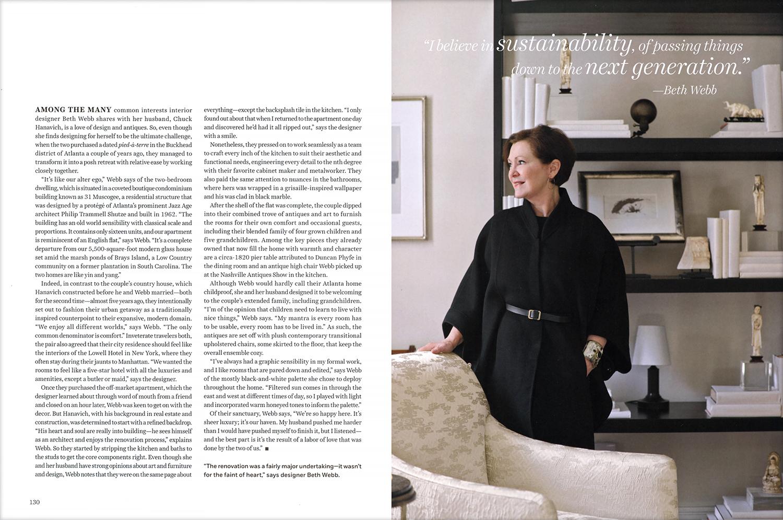 Beth Webb Interiors - Milieu 2021-06