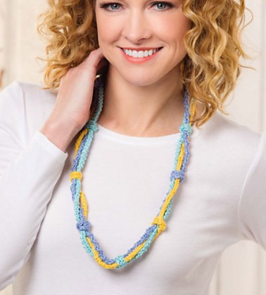 Knotted Necklaces: All Knotted Up