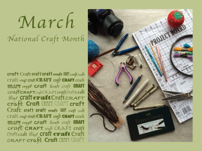craft month
