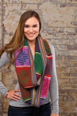 CK Fall 2016 Special Issue: Mosaic Cowl
