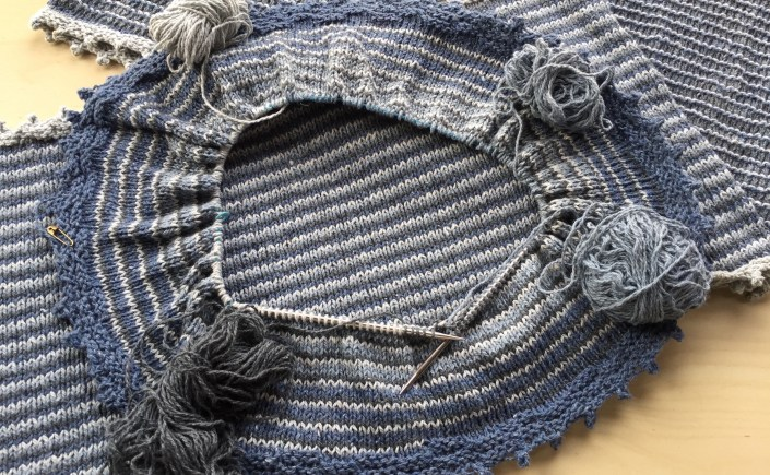 Spiral Up With Helix Knitting