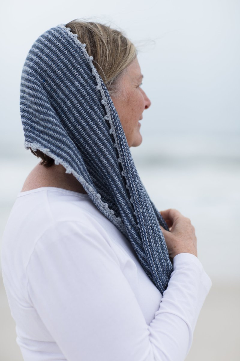 On the shore: simple helix stripes