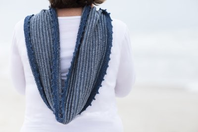 On the shore: more helix stripes