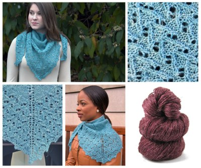 Workshop: The Linaza Shawl