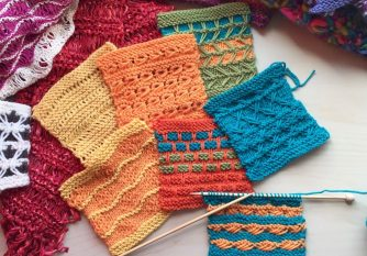 New Tricks for Long Stitches