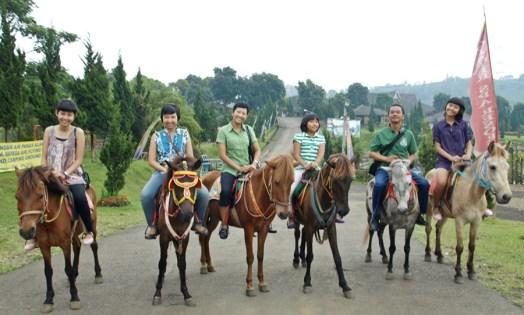Family vacation - Ciater, Bandung