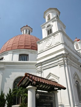 Another architecture at Semarang City