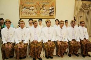 Javanese (men) outfit