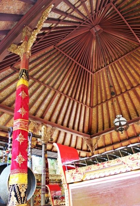 - The Ceiling, Puri Agung, Ubud, Bali -