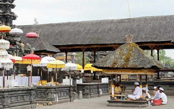"Besakih Temple, the ""Mother"" Temple in Bali"