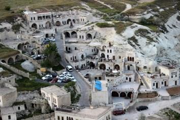 "The ""cave"" city, Urgup, Cappadocia, Turkey"