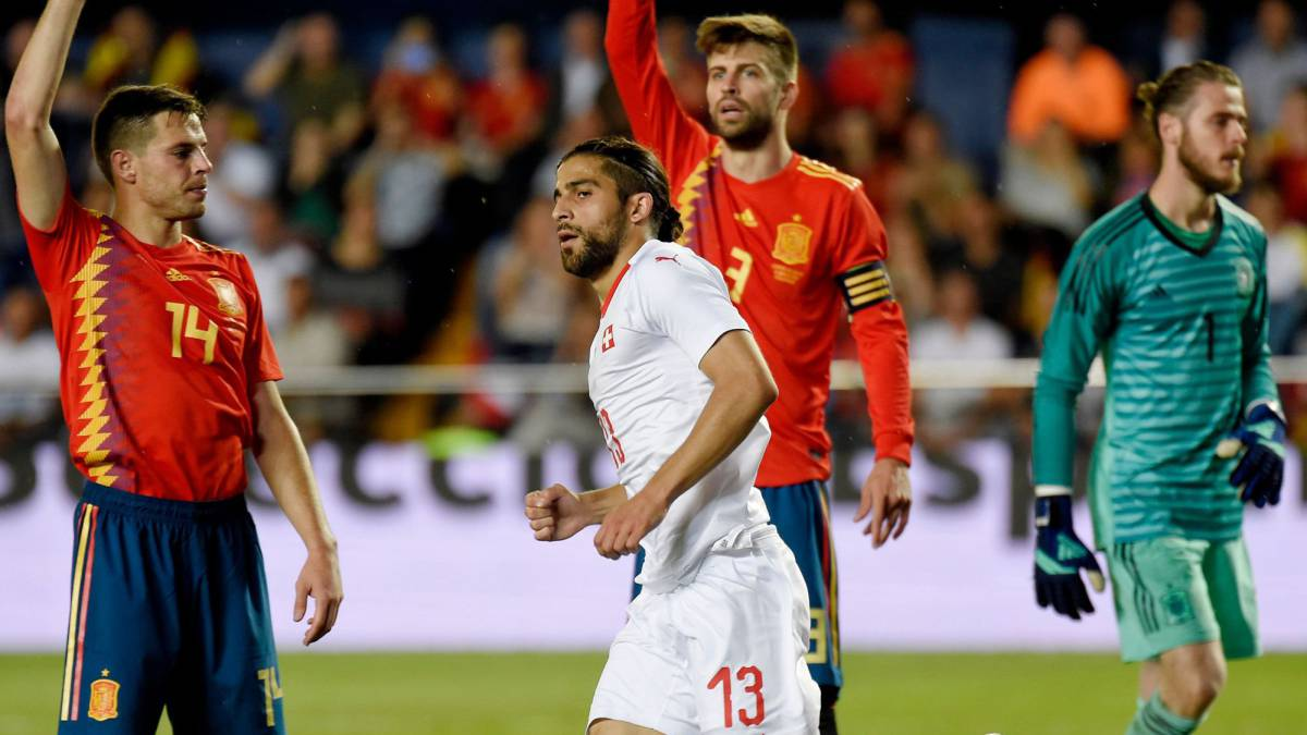 Spain Vs Switzerland H2H Prediction - During This Stretch, Switzerland Has  Conceded 5 Goals While Scoring 3 Goals.