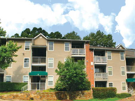 BET Investments Purchases Lincoln Woods Apartments