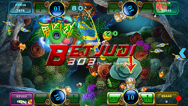 Keseruan Bermain Game Fish Hunter 2 ( Tembak Ikan Joker123 )