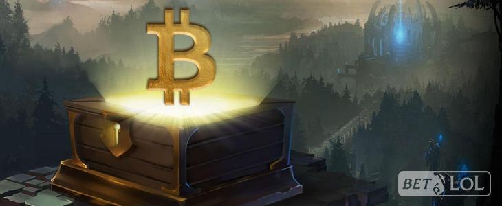 BetLoL.eu - How to store bitcoins