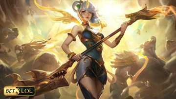 Riot Announces Groundbreaking Update For Lux In Patch 10.11