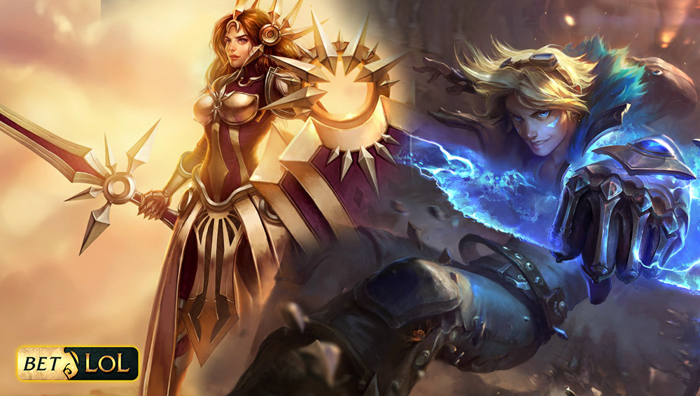 Leona And Ezreal Are The LoL Worlds 2020 Top-Performing Champions