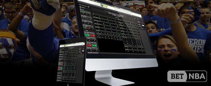 NBA Betting Software